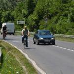 Meg kell oldani a Csongrádi hídon a kerékpáros közlekedést