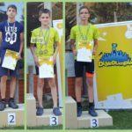 A Giricz-testvérek sikere az Országos Diákolimpián