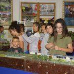 Vasúttörténeti modellek kiállítása Szentesen