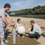 Meteorológiai ballont engedtek fel a rádióamatőrök