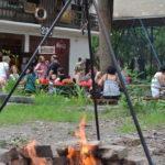 Tisza parti party Szentesen