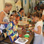 Szentesi múzeum a szarvasi halas-napon