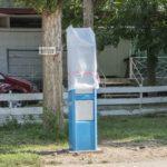 Helyükre kerültek a parkoló-automaták a Körös-torokban
