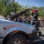 Az ország második legerősebb hölgy-tűzoltója Szentesen szolgál