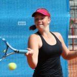 Drahota-Szabó Dorka az európai tenisz elitben!