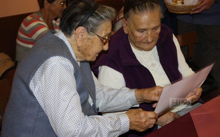 II.sz Idősek klubja