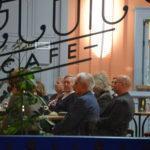 Kávéházi este – Markó Béla költővel
