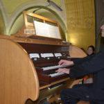 Koncert a Kápolna felújítására