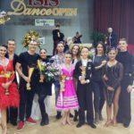 Itthon és külföldön is sikeresek voltak a Szilver TSE táncosai