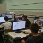 Az informatikában tehetséges diákok versenye