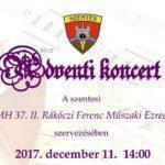 Jubileumi adventi koncert