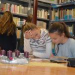 Vetélkedők a Gyermekkönyvtárban
