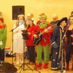 Tanári műsor karácsony tájékán