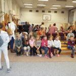 Suliváró – a református iskolában