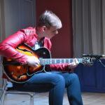 Gitár koncert a Szecessziós Házban