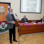 Teltházas Turi-Kovács-fórum Csongrádon