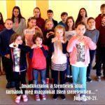 Ökumenikus világimanap a szentesi  református iskolában