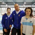 Sikeres csongrádi úszók a győri Arany Üst versenyen