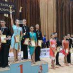 A Szilver táncosai hazai parketten is hozták sikereiket