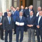 Farkas Sándor átvette képviselői mandátumát