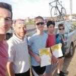 Oxigénfalók sikere a Kerékpáros Diákolimpián