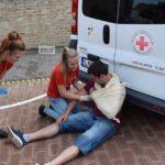 Szentesi ifjú vöröskeresztesek az országos döntőbe jutottak