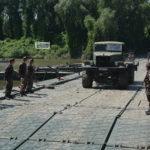 A műszaki katonák készülnek a repülő VB-re