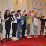 Hálával és örömmel köszöntötték a záruló tanévet a katolikus iskola diákjai