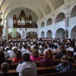 Ballagás – a református iskolában