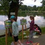 Művészeti tábor a festészet jegyében
