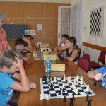 Jubileumi sakktábor a Móriczban