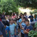 Közszolgálat és tábor a madármentő állomáson