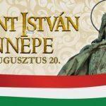 Az állami ünnep programjai – a Szentesi térségben