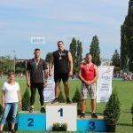 Magyarország legjobb felnőtt súlylökője szentesi!