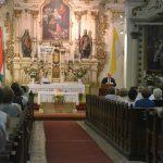 Zenével ünnepelték az államalapítást a Szent Anna templomban