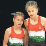 Szentesi lányok sikere az Ugróköteles Világbajnokságon
