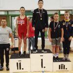 Korcsoportos diákolimpia: két birkózó az országos döntőben