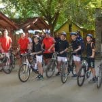 Gyorsasági kerékpárverseny Szentesen