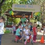 Mobilitási hét a környezetvédelmi oviban