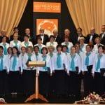 Ünnepi koncertet tartott a Vegyeskar