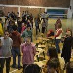 Iskolák közötti barátkozás a Kosztában