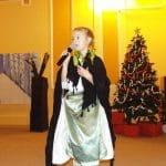Karácsony a református iskolában