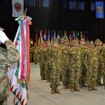 Ünnepélyes katonai eskütétel a Sportcsarnokban