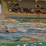 Sikeres nemzetközi úszóverseny Szentesen