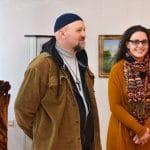 A Kulbert művész-család kiállítása Mindszenten