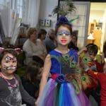 Farsang és bál a gyermekkönyvtárban
