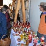'Tavaszias' gasztro piac