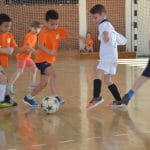 Jó hangulatú ovis foci kupa a Klauzálban