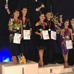 Hazai- és külföldi táncos sikerek