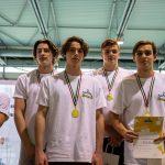 Úszó diákolimpiai bajnokok a HMG-ban